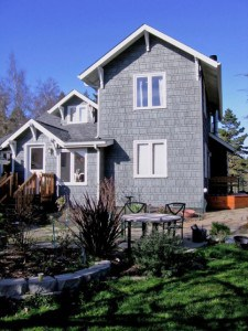 Whole house remodel on Vashon Island