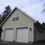 New Vashon Island Garage and Shop